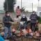 ENTREGA DE NÚCLEOS DE CUYES A 40 FAMILIAS DE LAS COMUNIDADES DE CEBADES